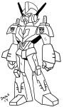 TFProject: Star Saber Concept by BlueIke