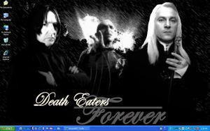 Death Eaters Screen Shot by flamindove