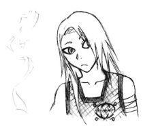 Young Deidara by bzko