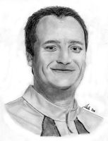 Dr. Rodney McKay from SGA by Mella68