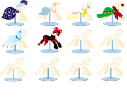 Dresses adopts by Sarahostervig