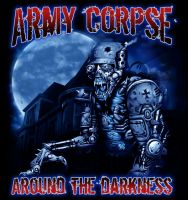 ARMY CORPSE by widjana