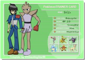 Trainer Card by ShizaLuckyDevil