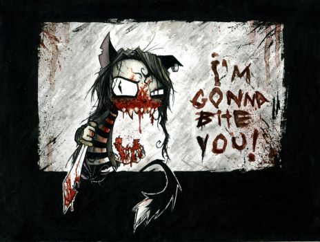 i'm gonna BITE you by tttroy