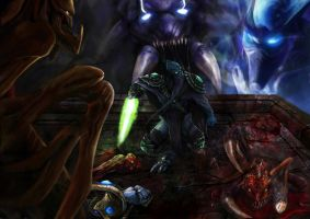 End of Protoss by doneplay