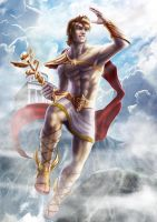 Hermes by AlanVadell