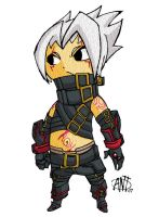Wind Waker Haseo by AntManTheMagnif