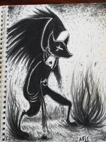 Jack Noir - Charcoal by Lucky-Puppy
