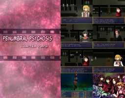 Chapter 9, Penumbral Psychosis: Team 10 RPG by Ribbon-Knight