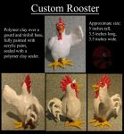 Pudgy Rooster for Yaegashi by meroe1313