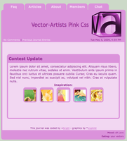 Vector-Artists Pink by vector-artists