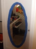 Portal Mirror Project - Blue by Chlowo