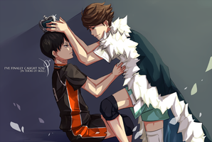 How to Lure in Tobio-chan: Lesson One by Lijon