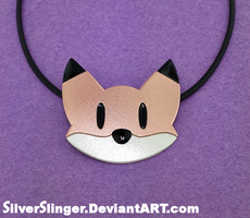 Fox Pendant by SilverSlinger