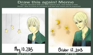 Draw It Again Meme: Stars by mackbutler3