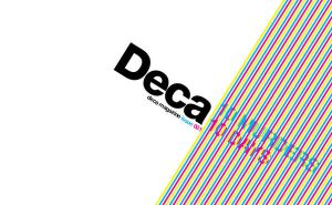 Deca Magazine Front Cover I by umboody