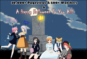 30,000+ Page Views and 500+ Watchers by PreePhoenix