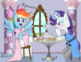 Teatime by zaponator