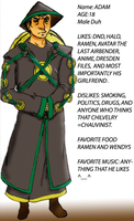 Daisho The Earth Bender by FuzzyMonk