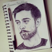 BASTILLE (Kyle Simmons) by LaurenNeighbour