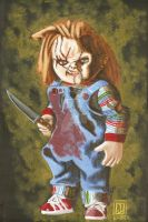 Chucky by JSimonART