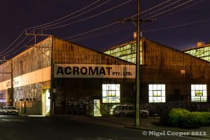 Acromat by incogizmo