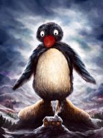 Rise of Pingu by JakobHansson