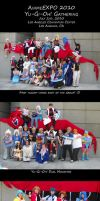 AX2010 Yugioh Gathering +full+ by slifertheskydragon