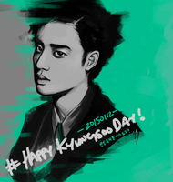#happykyungsooday 2015 by IBER1S