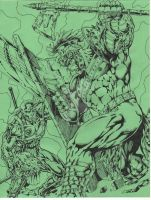 PLANET HULK by Capocyan-Arvin