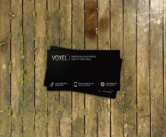 Personal Business card II by 4rm