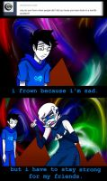 Ask john egbert 142 by LeijonNepeta