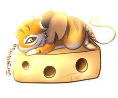 [Gift] Jorgequeso by Roysygimo