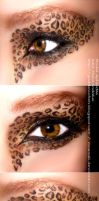 Cheetah Eyes pt.2 by Moenaki