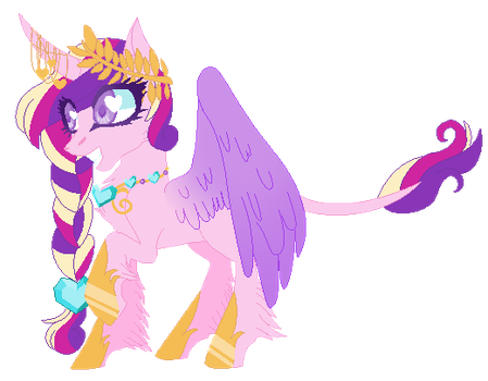 ~Princess Mi Amore Cadenza My Style~ by PrettyLittlePone