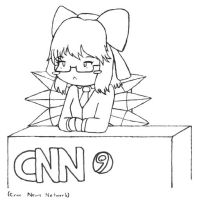 CNN by GlassMan-RV