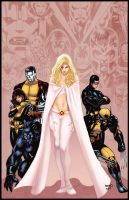 Astonishing X-Men by logicfun