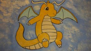Dragonite by Aggropony