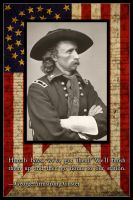 American MYTH Custer's Stand by SaintIscariot