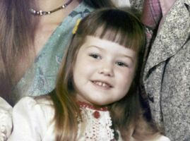 Me...age 3 or 4 by spicorder-stock
