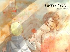 I Miss You... by aphin123