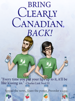 Clearly Canadian by DandymanKAL