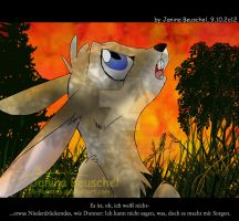 Watership Down -Like Thunder by JB-Pawstep