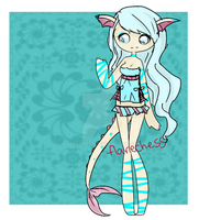 Aquatic Offer Adopt [CLOSED] by flarechess