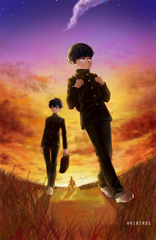 Mob by akifei