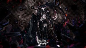 Insane Black Rock Shooter | [The Rebirth] by Mackaged