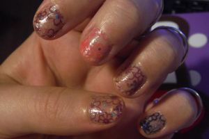 Nail Stamping- Feb06 - 2 by Amazinadrielle