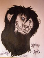 Laughing Jack Lion Happy Birthday SnuffBomb (Late) by KathiesCreatures