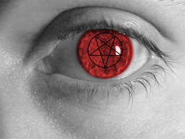 Eyes of Relgion: Satanism by NA-JediKittyKaiba