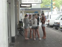 barefoot street 2010 oz (the od one out) by barefootgirls1